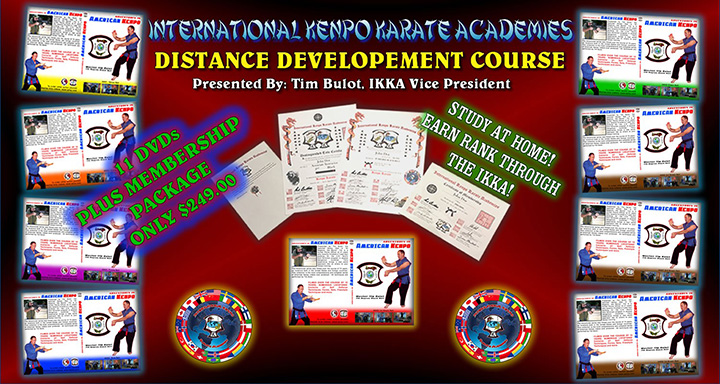 Home Study - Martial Arts, Karate Pasadena